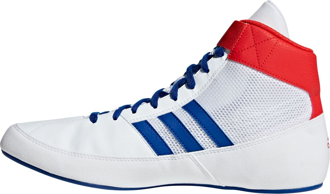 0d686952cb86c adidas Kids' HVC 2 Wrestling Shoes