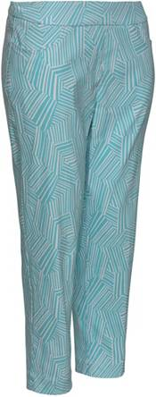 Sport Haley Women's Printed Slim-Sation Cropped Golf Pants product image