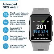 Shot Scope G3 GPS Golf Watch product image