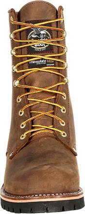 Georgia Boot Men's Logger 400g Waterproof EH Steel Toe Work Boots product image