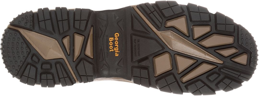 7053c9f73e6 Georgia Boot Men's ComfortCore Logger EH Waterproof Composite Toe Work Boots