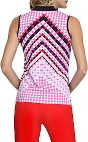 Tail Women's Gianna Sleeveless Golf Polo product image