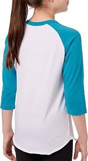 adidas Girls' ¾ Sleeve Softball Graphic Shirt product image