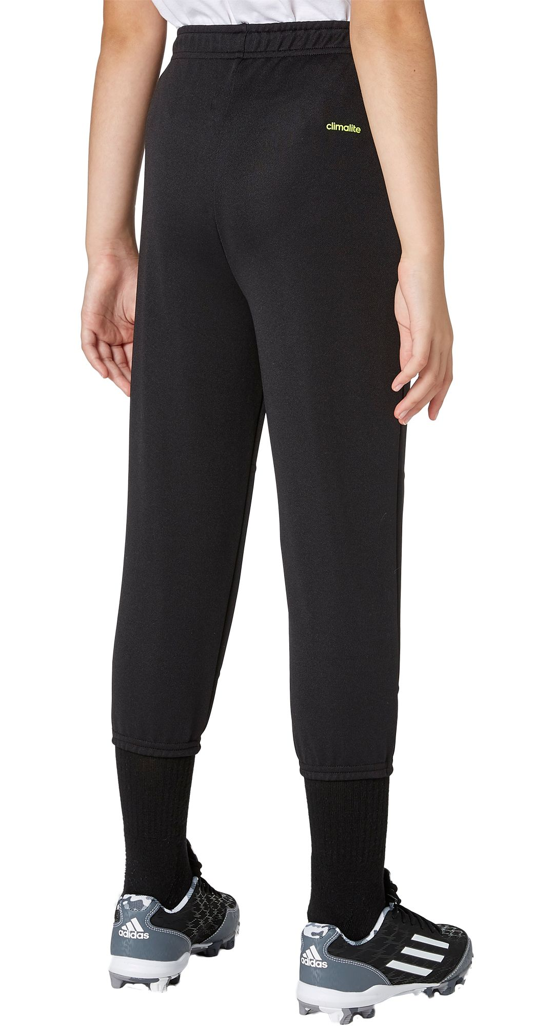 adidas Girls' Destiny Printed Softball Pants