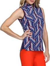 Tail Women's Fanny Sleeveless Golf Polo product image