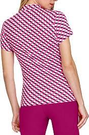 Tail Women's Michelle Mini Mock Neck Short Sleeve Shirt product image
