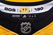 adidas Men's Boston Bruins David Pastrnak #88 Reverse Retro ADIZERO Authentic Jersey product image