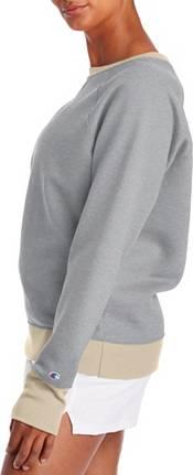 Champion Women's Powerblend Fleece Boyfriend Crewneck Sweatshirt product image