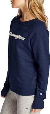 Champion Women's Applique Boyfriend Crew Top product image