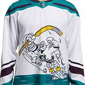 adidas Men's Anaheim Ducks Reverse Retro ADIZERO Authentic Blank Jersey product image