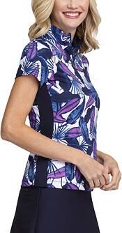 Tail Women's Mock Neck ¼ Zip Golf Top product image