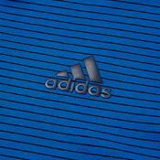 adidas Men's Heather Blocked Golf Polo product image
