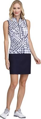 Tail Women's Mock Neck Sleeveless Golf Polo product image