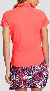 Tail Women's ¼ Zip Short Sleeve Golf Polo product image