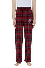 Concepts Sport Men's New Mexico Lobos Parkway Flannel Pajama Pants product image