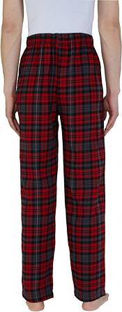 Concepts Sport Men's Atlanta United Plaid Flannel Pajama Pants product image