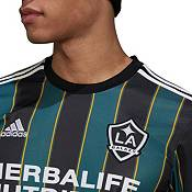 adidas Men's Los Angeles Galaxy '21-'22 Secondary Replica Long Sleeve Jersey product image