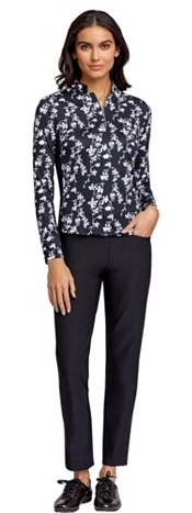 Tail Women's Long Sleeve 1/4 Zip Golf Polo product image