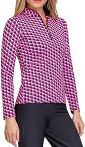 Tail Women's Trinity UV Quarter Zip Long Sleeve Golf Top product image