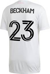 adidas Men's Inter Miami CF David Beckham #23 '20 Primary Replica Jersey product image