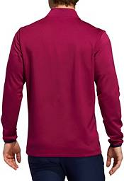 adidas Men's 3-Stripe Midweight ¼ Zip Golf Pullover product image