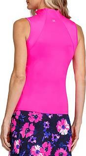 Tail Women's Sleeveless 3/4 Zip Golf Polo product image