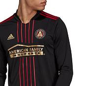 adidas Men's Atlanta United '21-'22 Primary Replica Long Sleeve Jersey product image