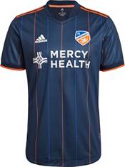 adidas Men's FC Cincinnati '21-'22 Primary Authentic Jersey product image