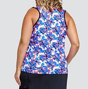 Tail Women's Racerback Sleeveless Golf Polo (Regular and Plus) product image