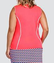 Tail Women's Full Zip Sleeveless Golf Top product image