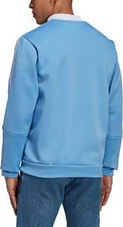 adidas Men's New York City FC Anthem Blue Jacket product image
