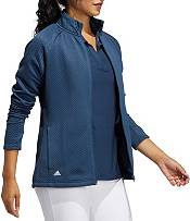 adidas Women's Textured Full Zip Recycled Polyester Jacket product image
