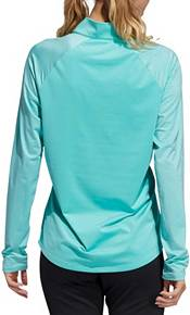 adidas Women's UV Primegreen Long Sleeve Polo Shirt product image