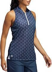 adidas Women's Spacedye Short Sleeve Polo Shirt product image