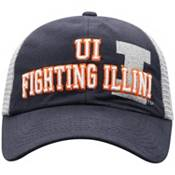 Top of the World Women's Illinois Fighting Illini Blue Glitter Cheer Adjustable Hat product image
