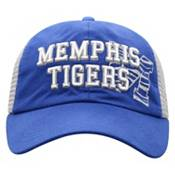 Top of the World Women's Memphis Tigers Blue Glitter Cheer Adjustable Hat product image
