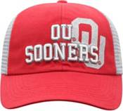 Top of the World Women's Oklahoma Sooners Crimson Glitter Cheer Adjustable Hat product image