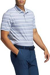 adidas Men's Heather Snap Polo Shirt product image