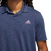 adidas Men's Stripe HEAT.RDY Polo Shirt product image
