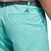 adidas Men's Ultimate365 Pine Print Golf Shorts product image