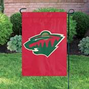 Party Animal Minnesota Wild Premium Garden Flag product image