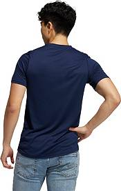 adidas Men's Chicago Fire 3SL Navy T-Shirt product image
