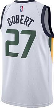 Nike Men's Utah Jazz Rudy Gobert White Association Jersey product image