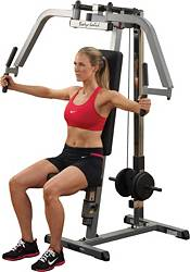 Body Solid GPM65 Plate Loaded Pec Machine product image