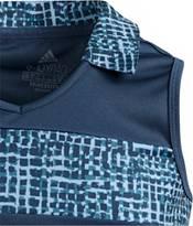 adidas Girls' Sleeveless Golf Polo product image