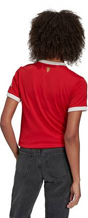 adidas Women's Manchester United '21 Home Replica Jersey product image