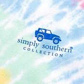 Simply Southern Girls' Eat Sleep Repeat Graphic T-Shirt product image