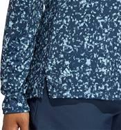 adidas Women's Printed AERO.READY Quarter Zip Pullover product image