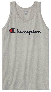 Champion Men's Athletics Classic Jersey Script Logo Tank Top product image