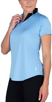 Jofit Women's Anchor Collar Short Sleeve Golf Polo product image